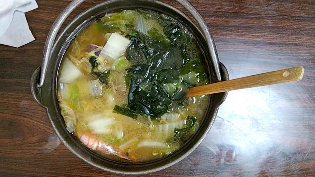特製浜鍋ラーメン 780円(税込)